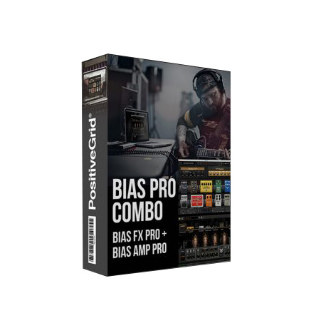 [特価 2019/11/30迄] Positive Grid BIAS Pro Combo 【ポジティブグリッド】