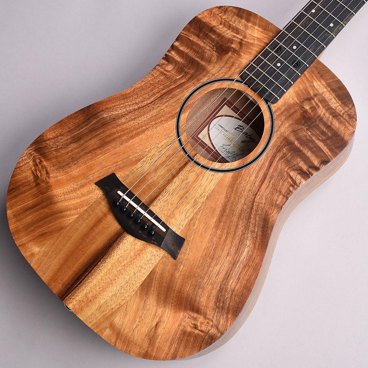 Taylor Baby Taylor-e Koa S/N:2108079235 ミニアコースティックギター【エレアコ】 【テイラー】【未展示品】
