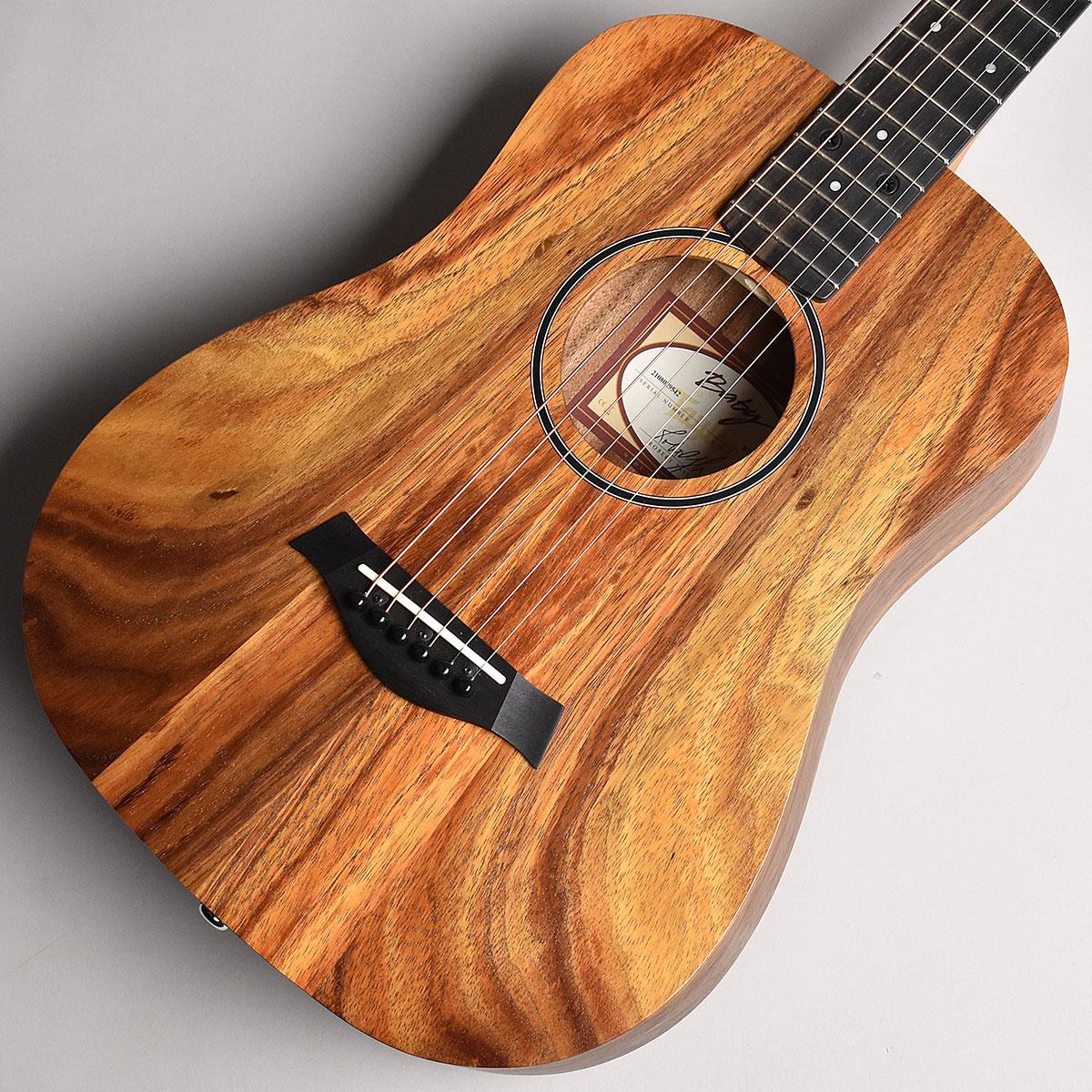 Taylor Baby Taylor-e Koa S/N:2108029542 ミニアコースティックギター【エレアコ】 【テイラー】【未展示品】