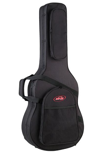 SKB 1SKB-SC18 アコースティックギター用ケース ギターケース セミハードケース/ドレッドノート用