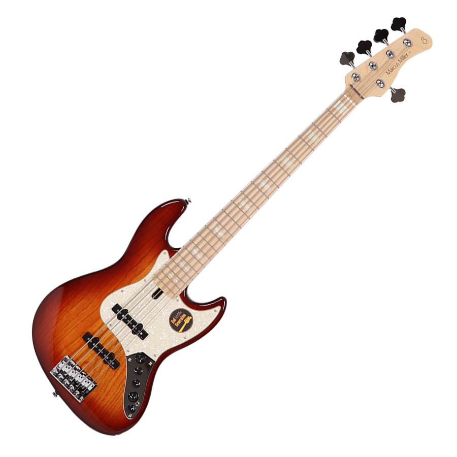 Sire Marcus Miller V7 5ST ASH 2nd Generation TS 5弦エレキベース ジャズベースタイプ 【サイアー】