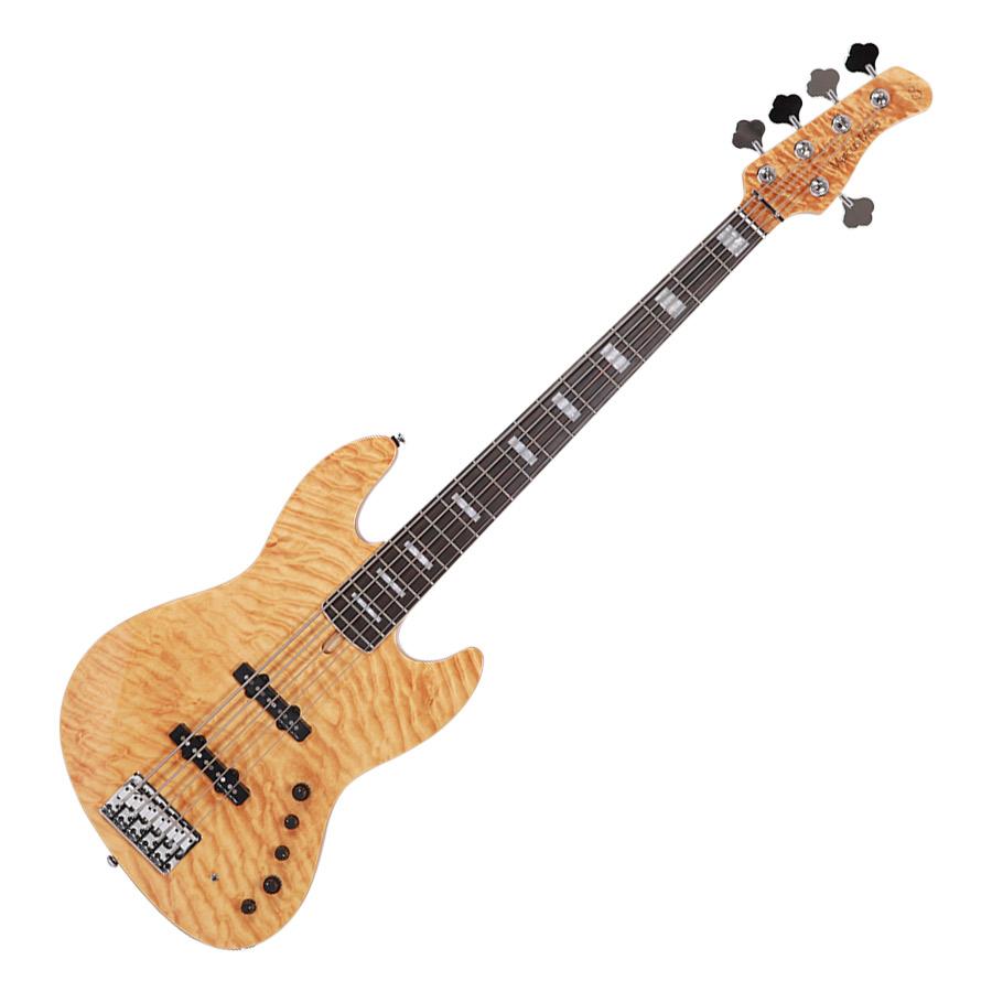 Sire Marcus Miller V9 5ST ASH 2nd Generation NT 5弦エレキベース ジャズベースタイプ 【サイアー】