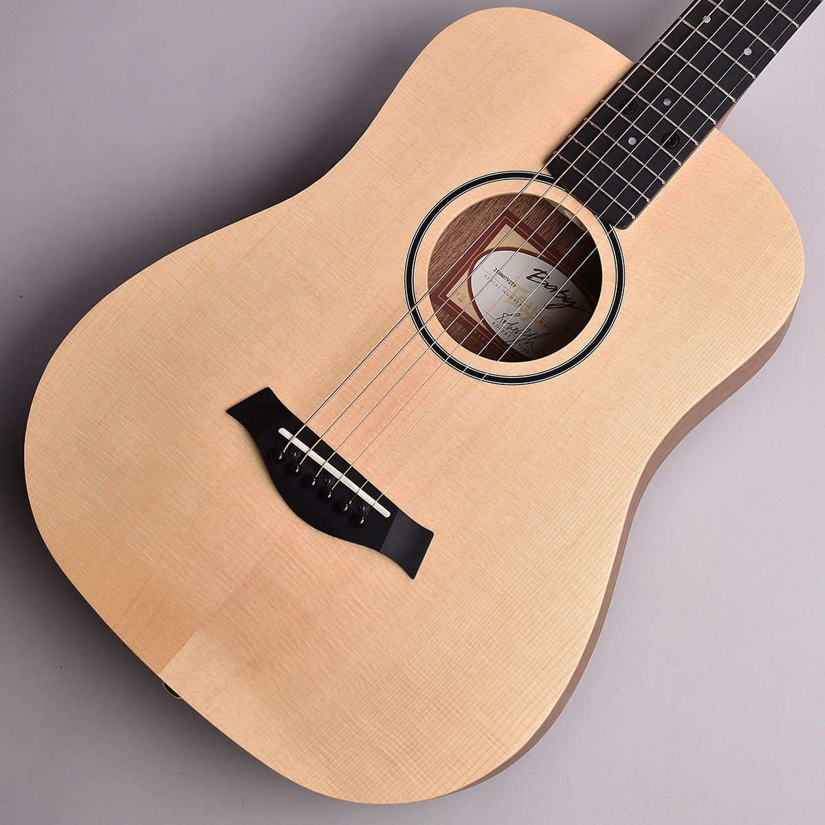 Taylor Baby Taylor-e S/N:2108079270 ミニアコースティックギター【エレアコ】 【テイラー】【未展示品】