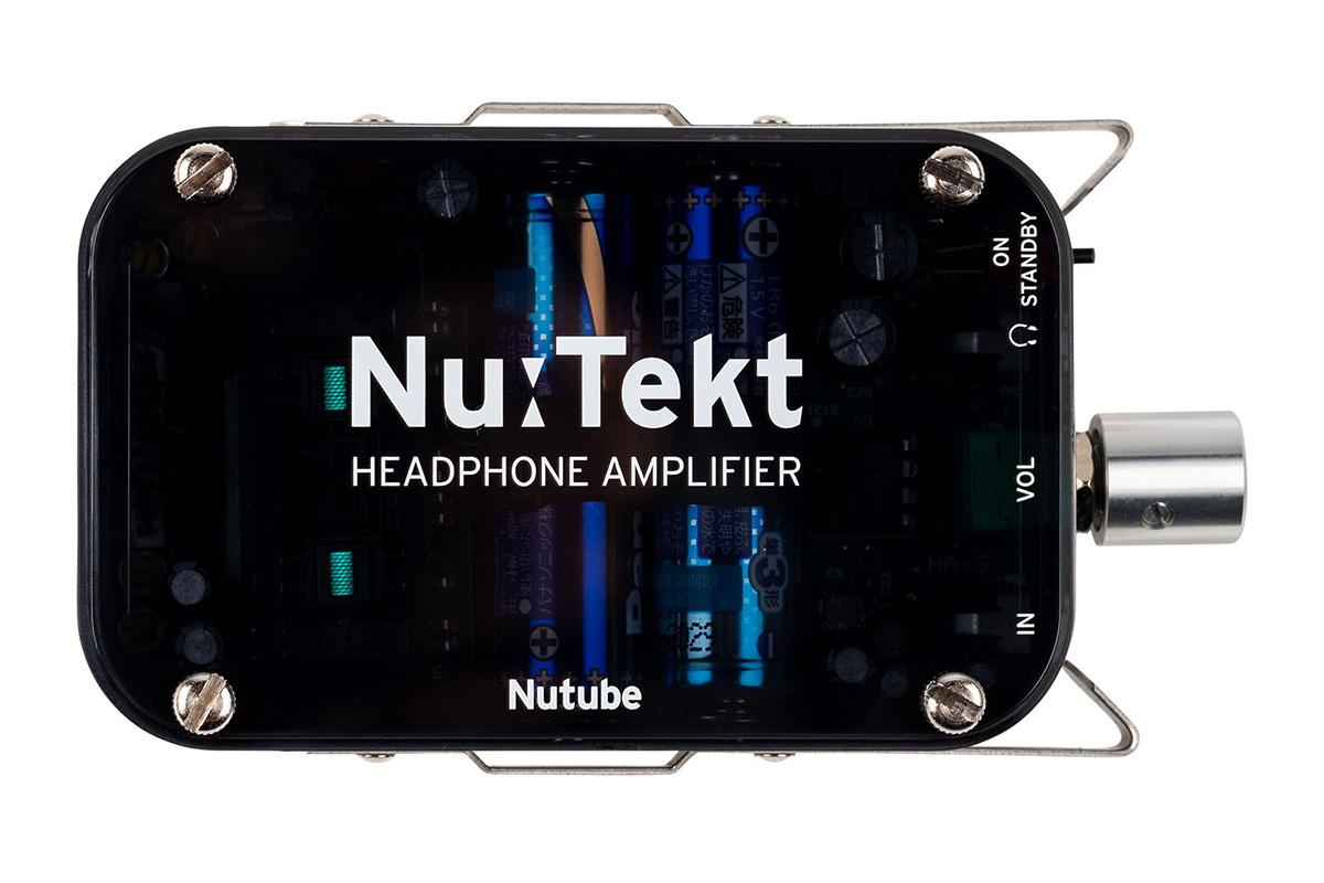 KORG Nu:Tekt HA-S 真空管搭載 ポータブルヘッドホンアンプ DIYセット 【コルグ】