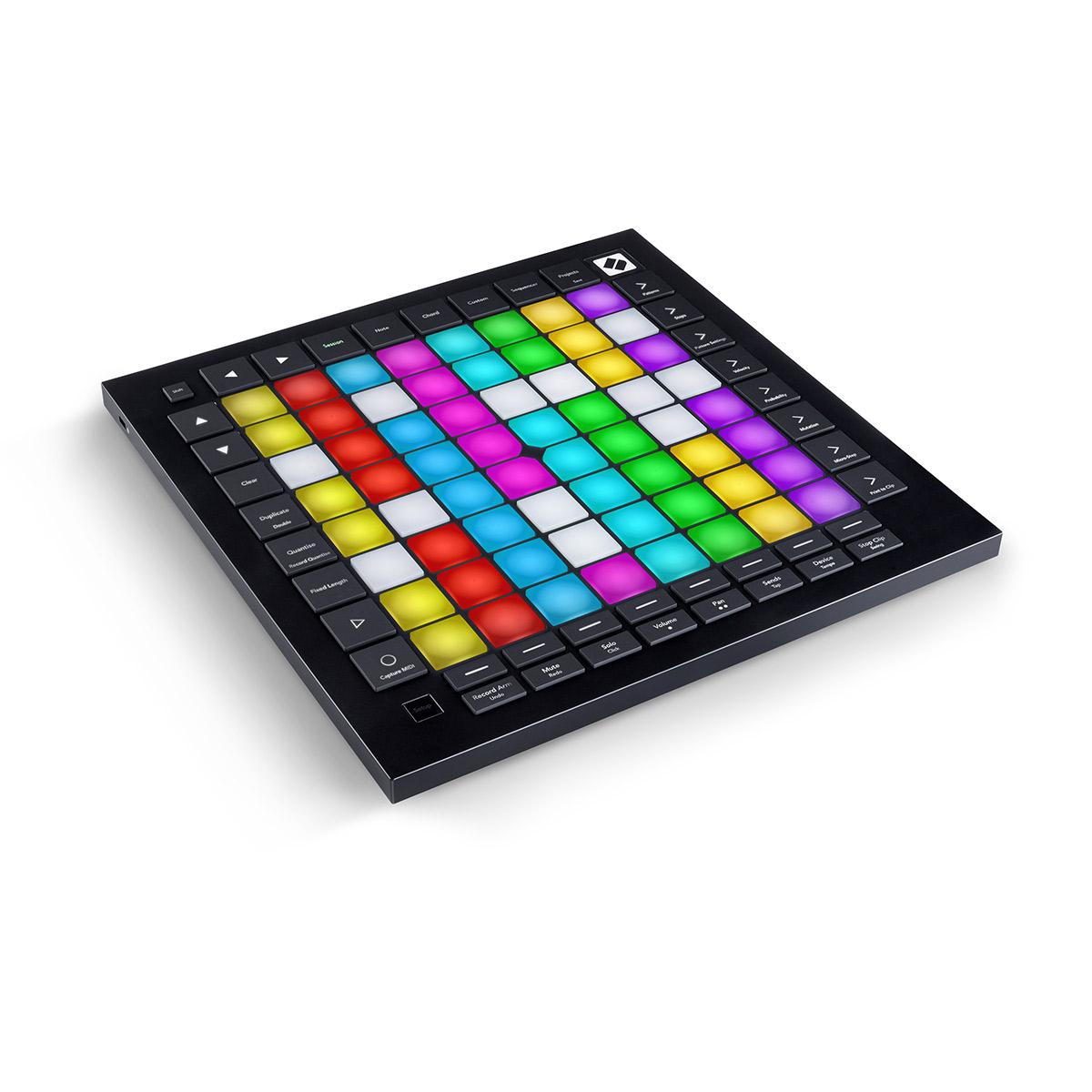 novation LaunchPad Pro MKIII フィジカルコントローラー MIDIコントローラー 【ノベーション】