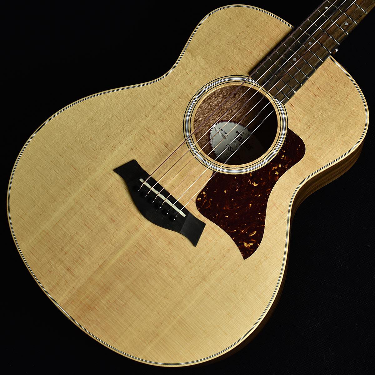 Taylor GS Mini-e Walnut S/N:2108099035 【生産完了モデル】【エレアコ】ミニアコースティックギター 【テイラー】【未展示品】