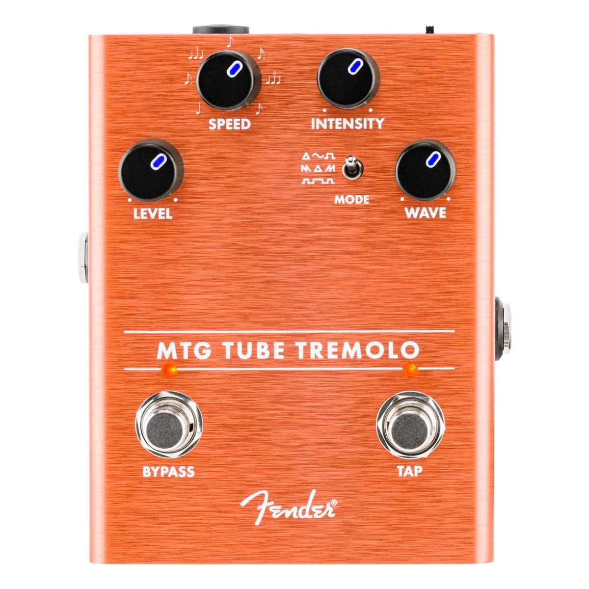 【8/31迄 アダプタープレゼント】 Fender MTG Tube Tremolo コンパクトエフェクター トレモロ 【フェンダー】