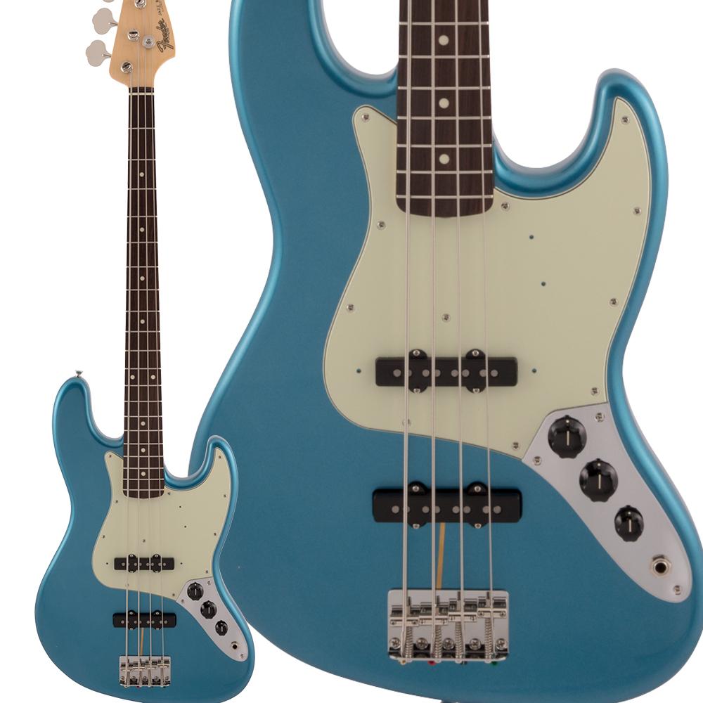 Fender Made in Japan Traditional 60s Jazz Bass Rosewood Fingerboard Lake Placid Blue エレキベース ジャズベース 【フェンダー】
