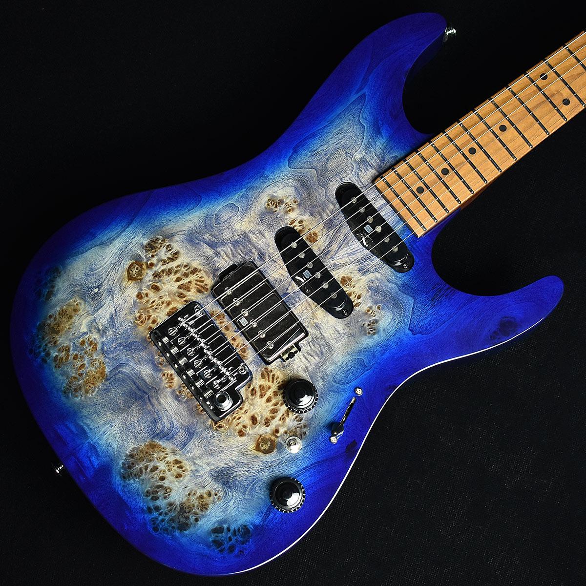 Ibanez AZ226PB Cerulean Blue Burst S/N:191211470 【アイバニーズ】【2020年限定モデル】【未展示品】