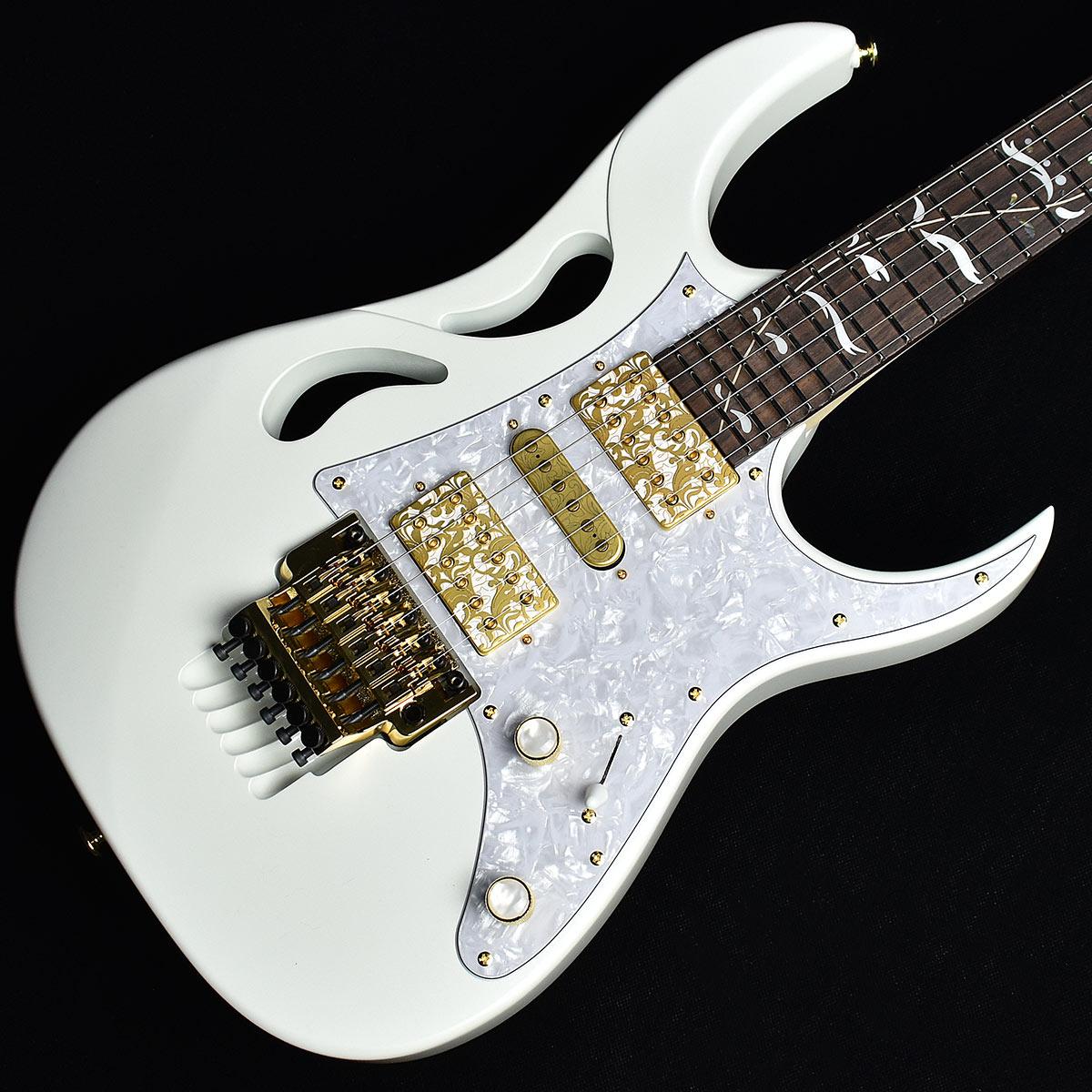 Ibanez PIA3761 Stallion White S/N:F2009244 STEVE VAI Newシグネチャーモデル 【アイバニーズ】【初回生産分】【未展示品】