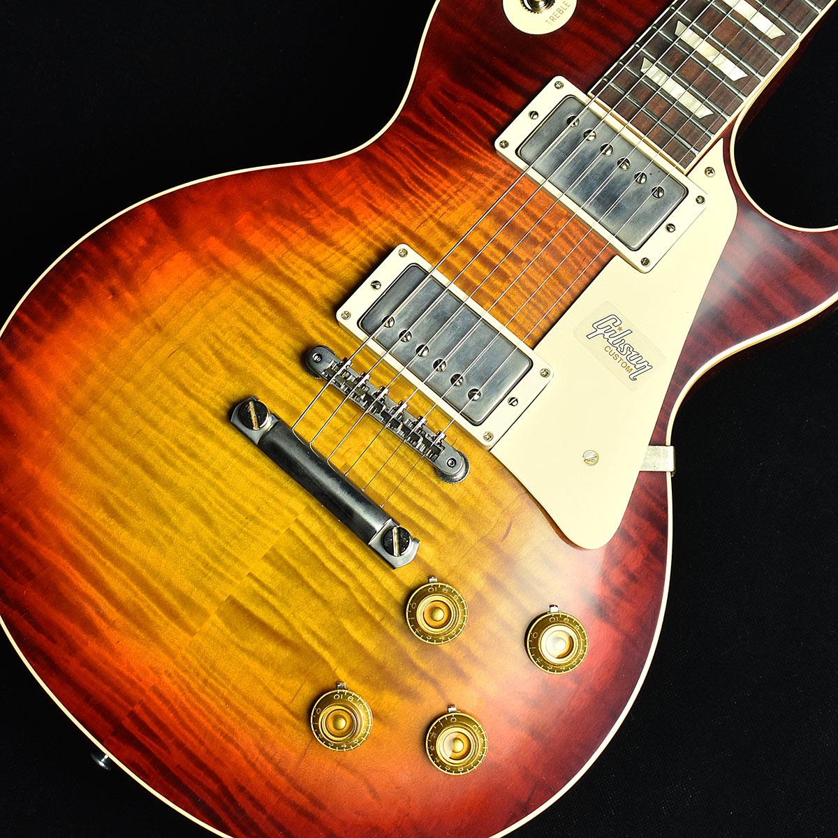 Gibson Custom Shop 60th 1959 Les Paul Standard VOS Factory Burst S/N:993921 【ギブソン カスタムショップ】【60th Anniversary】【現地選定材オーダー品】【未展示品】