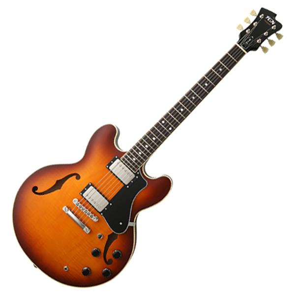 FUJIGEN MSA-HP/AS/14 セミアコギター Masterfield MSAシリーズ 【フジゲン】