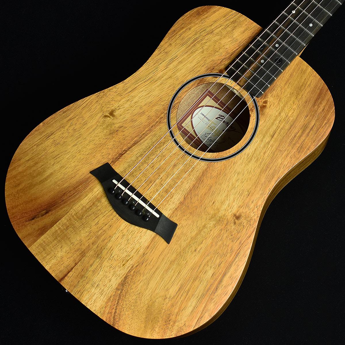 Taylor Baby Taylor-e Koa S/N:2109119533 ミニアコースティックギター【エレアコ】 【テイラー】【未展示品】
