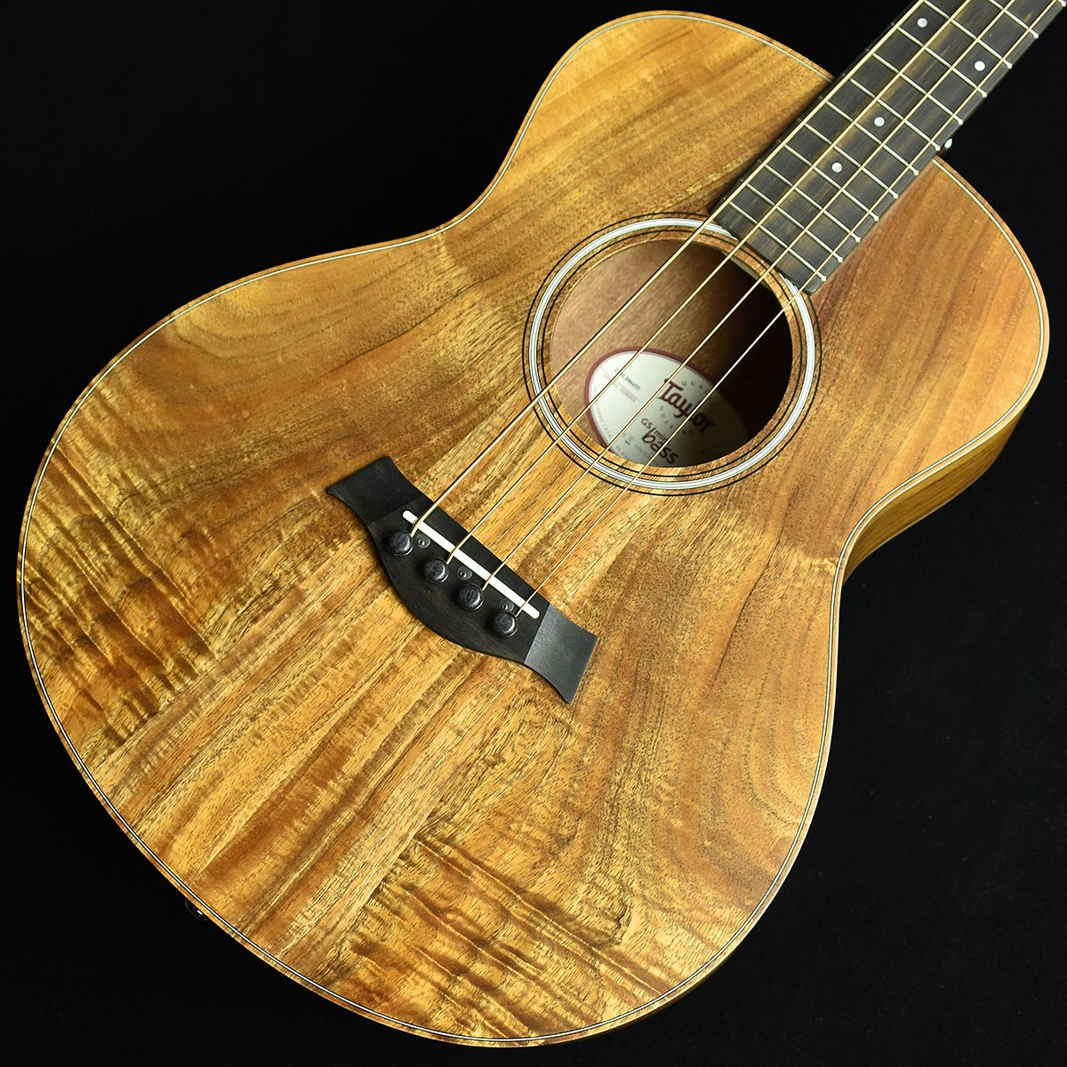 Taylor GS Mini-e Koa Bass S/N:2201200455 エレアコベース 【テイラー】【未展示品】