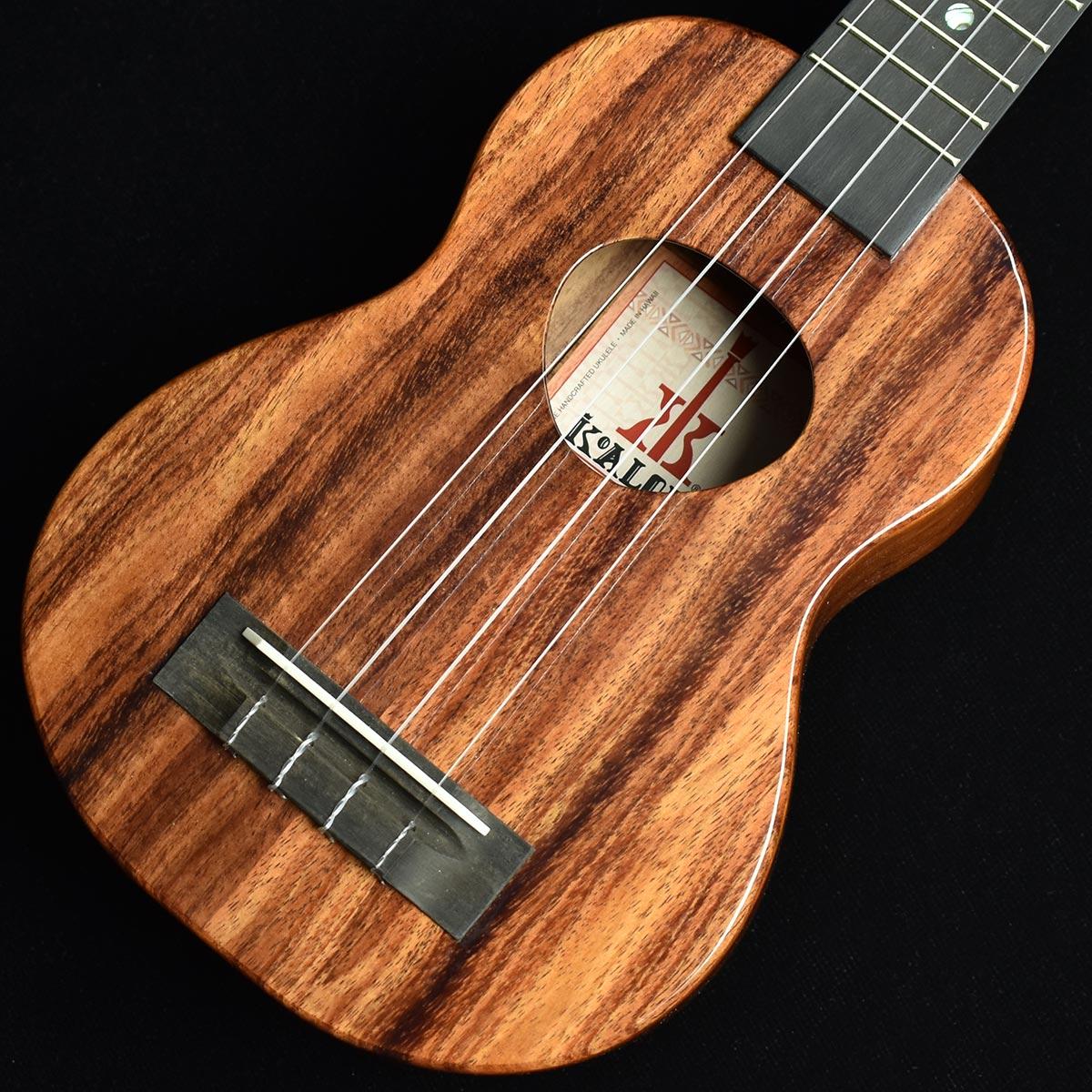 KoAloha KSM-00 UG Soprano 【ハワイアンコア材】【ハワイ製ソプラノウクレレ】 【コアロハ】【未展示品】