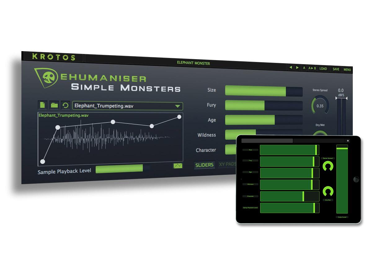 【再入荷】 Krotos Krotos Dehumaniser Simple Monsters Simple Monsters【クロトス】[メール納品 き], 大瑠堂:59057f31 --- cpps.dyndns.info