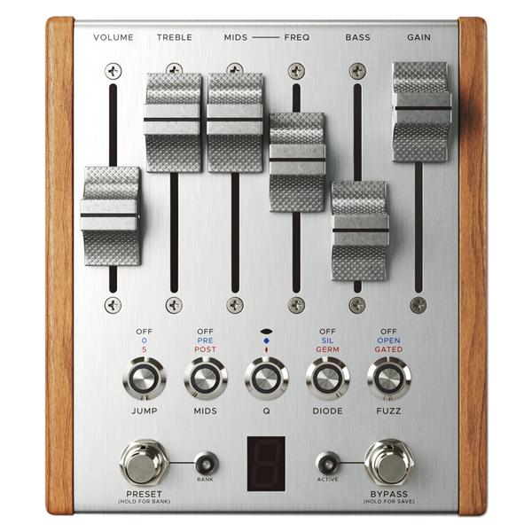 Preamp MKII 【チェイスブリスオーディオ】 Chase オーバードライブ コンパクトエフェクター Audio Bliss