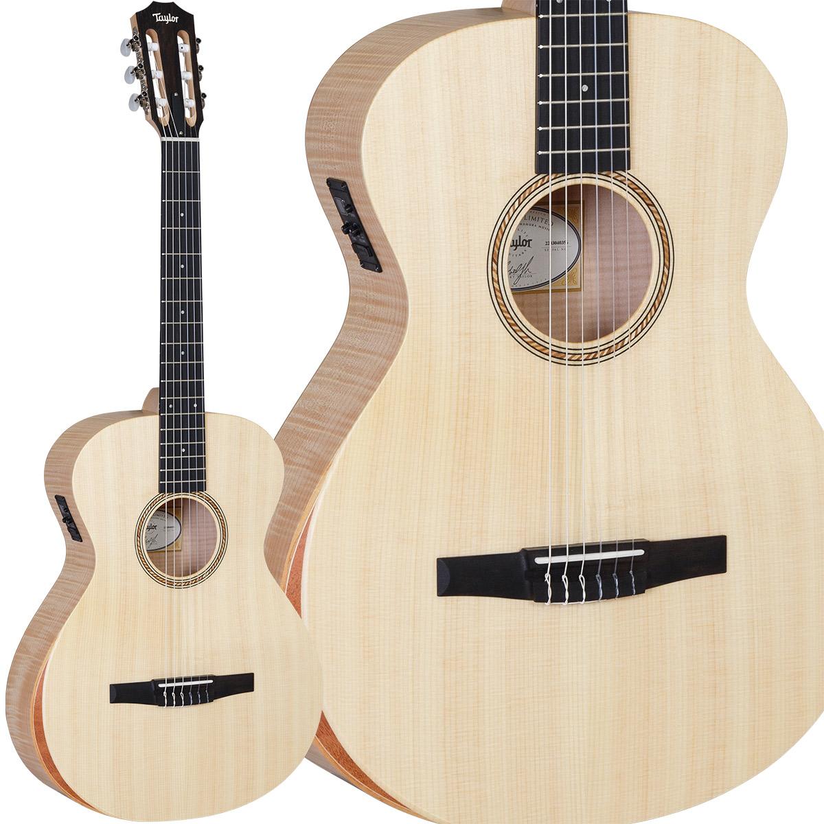 Taylor LTD EG Academy 12e-N エレガットギター 【テイラー】【島村楽器オリジナルモデル】