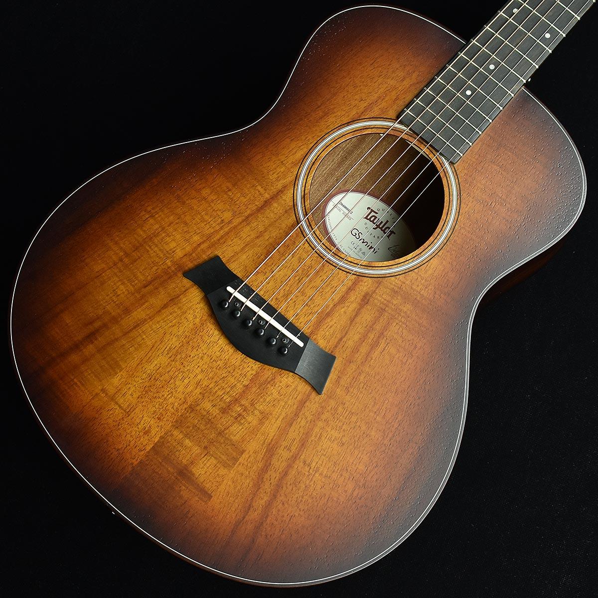 Taylor GS Mini-e Koa Plus S/N:2204080152 ミニアコースティックギター【エレアコ】 【テイラー】【未展示品】