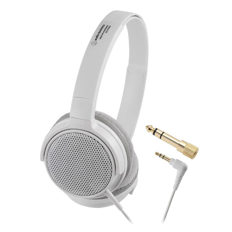 audio-technica ATH-EP300S2 ホワイト 島村楽器オリジナル オーディオテクニカ お求めやすく価格改定 商品 電子ピアノ用ヘッドホン