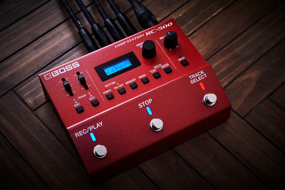 BOSS RC-500 新品■送料無料■ ループステーション セール特価 ボス RC500