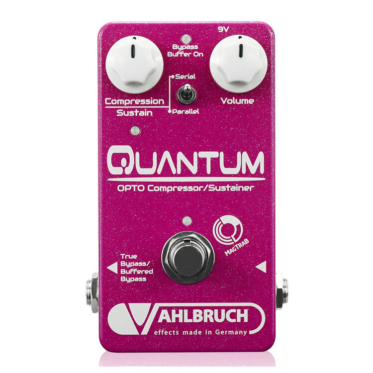Quantum 【ファールブルーフ】 コンプレッサー コンパクトエフェクター VAHLBRUCH