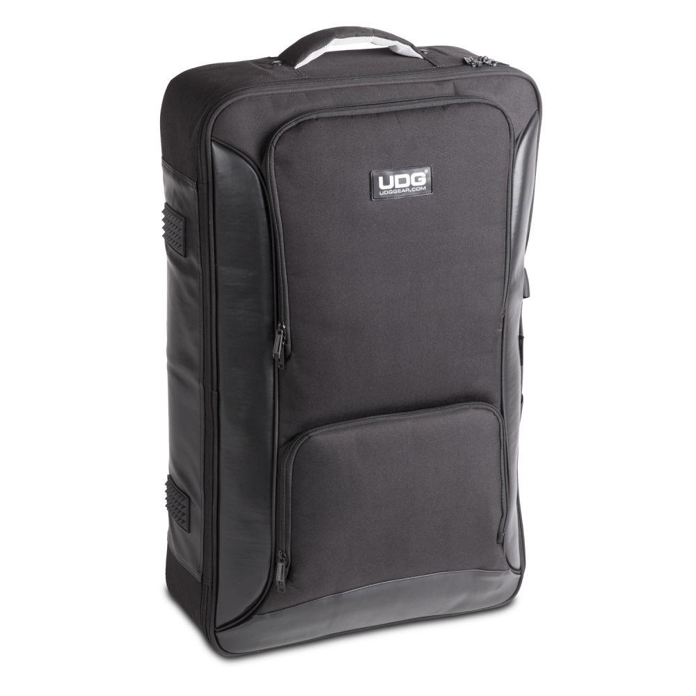 UDG Urbanite MIDI Controller Backpack Medium 5☆好評 Black バックパック 大人気! U7201BL DJコントローラー ギグケース 用 リュック