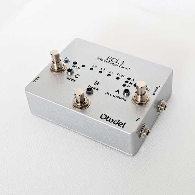 Otodel Effect Changer Loop 新色 レビューを書けば送料当店負担 3 ECL3