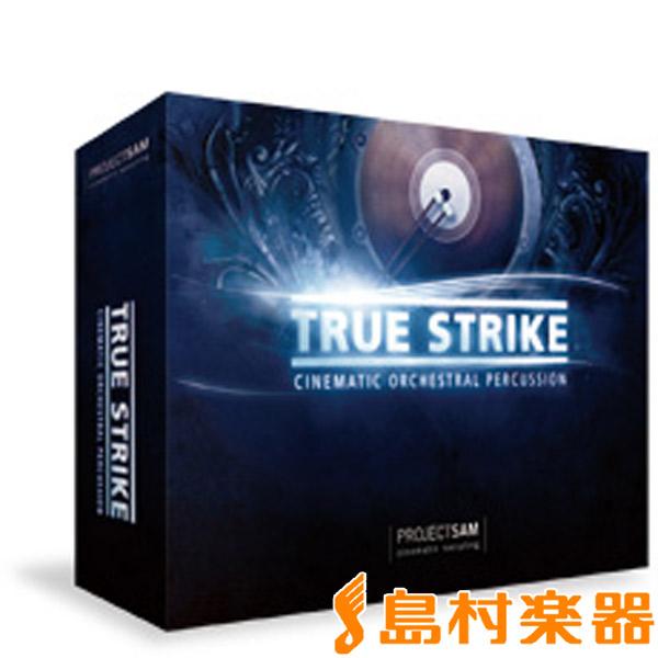 PROJECT SAM TRUE STRIKE 1 KP5 Hyb ソフト音源/トゥルー・ストライク1 KP5 / BOX 【プロジェクトサム】