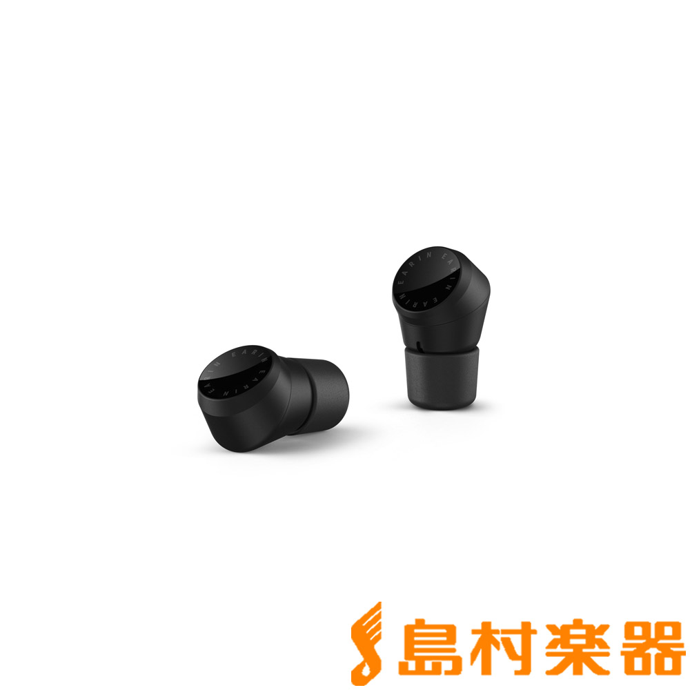EARIN M-2 (ブラック) ワイヤレスイヤホン Bluetoothイヤホン 【イヤーイン】