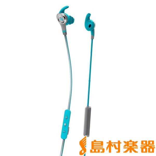 MONSTER iSport INTENSITY (ブルー) ワイヤレスイヤホン Bluetoothイヤホン 【モンスター MH ISRT INT IE BL BT】