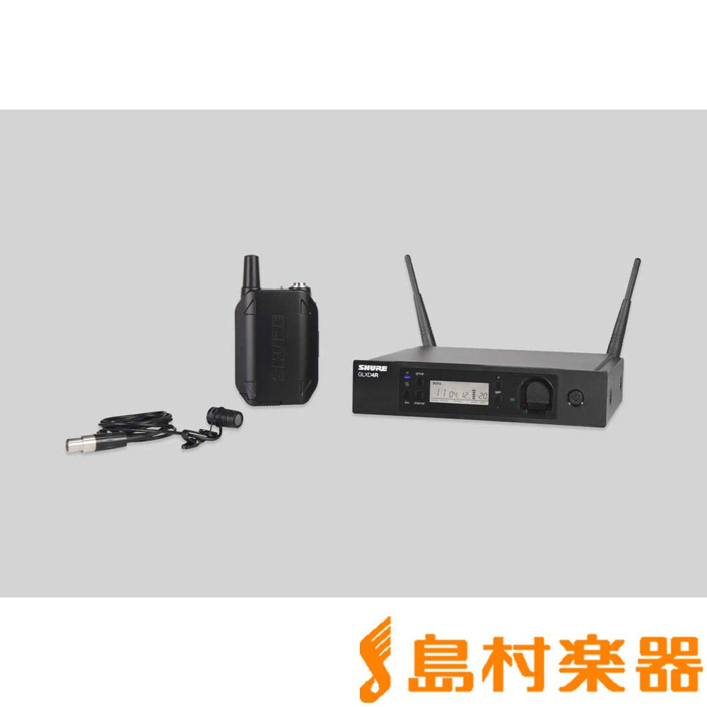SHURE GLXD14RJ/85-Z2 GLXD14R /WL185 システムセット(ラベリア・ワイヤレス) 【シュア】【国内正規品】