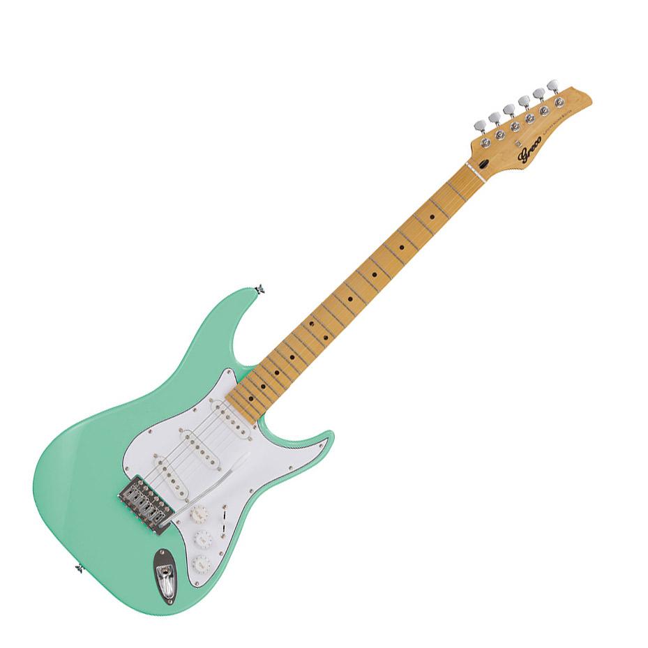 Greco WIS-3S MA LGR Maple指板 Light Light Green エレキギター Maple指板【グレコ【グレコ】】, サンデーハウス:057f3a16 --- sunward.msk.ru