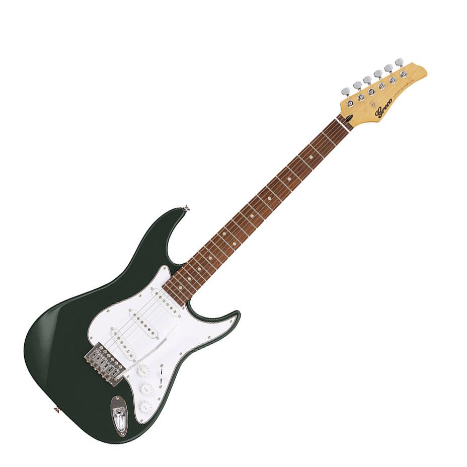 Greco エレキギター WIS-3S Merbau指板 MB DKGR Dark MB Green エレキギター Merbau指板【グレコ】, 【人気急上昇】:23c04f32 --- sunward.msk.ru