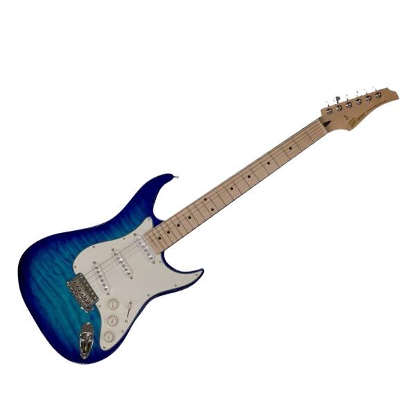 Greco WS-QT 3S AQB M Aqua Blue エレキギター Maple指板 【グレコ】