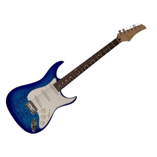 【爆売り!】 Greco 3S WS-QT 3S エレキギター AQB R Aqua Blue R エレキギター Rosewood指板【グレコ】, ナリタシ:87975fd3 --- totem-info.com