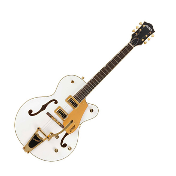 GRETSCH G5420TG-FSR White Electromatic G5420TG-FSR Hollow Body Single-Cut with Bigsby Bigsby White フルアコギター【グレッチ】, Link Support:c6d67ea4 --- officewill.xsrv.jp