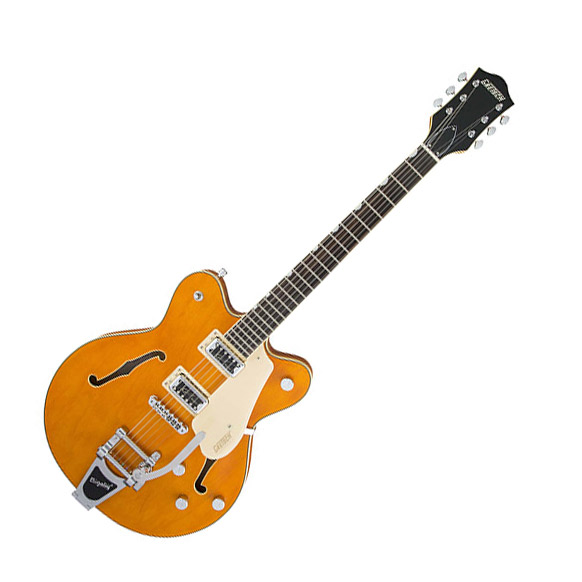 GRETSCH G5622T Electromatic Orange Center Block Double-Cut【グレッチ】 with GRETSCH Bigsby Vintage Orange エレキギター【グレッチ】, 宮川村:b6dbcc17 --- officewill.xsrv.jp