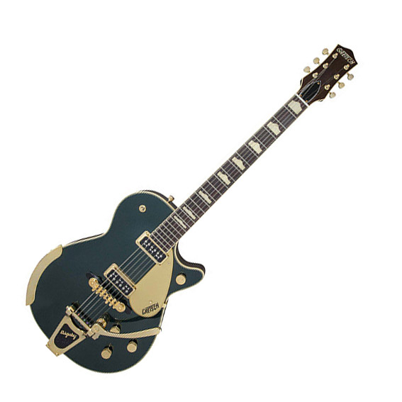 GRETSCH G6128T-57 Vintage Select '57 Duo Jet Cadillac Green Metallic セミソリッドギター 【グレッチ】