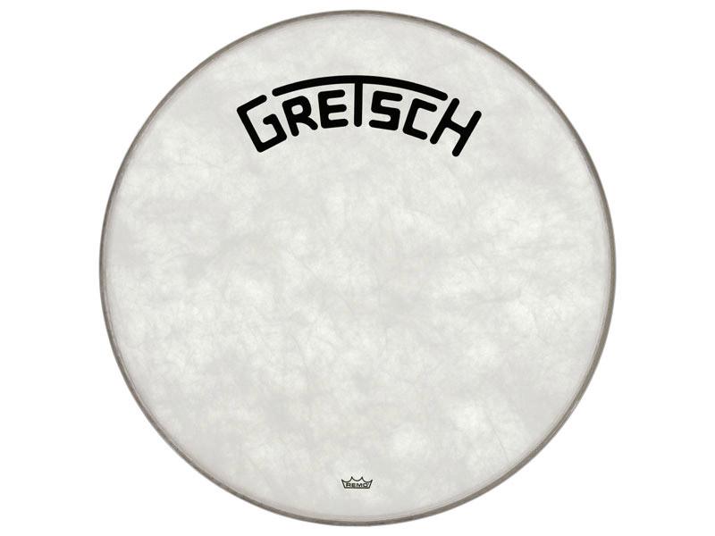 GRETSCH GRDHFS22B バスドラムヘッド GRETSCH 22インチ ブロードキャスター・ロゴ 22インチ GRDHFS22B【グレッチ】, Festina Lente:4acdef01 --- officewill.xsrv.jp