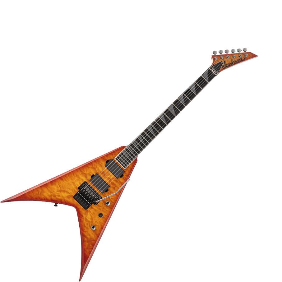 Jackson KVMGQ Transparent Amber Sunburst エレキギター Pro Series 【ジャクソン】