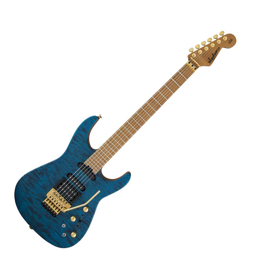 Jackson エレキギター USA Artist Signature Phil Signature Collen PC1 Satin Transparent Blue エレキギター Artist Signature【ジャクソン】, リフォームのピース ザネクスト:06145fab --- officewill.xsrv.jp