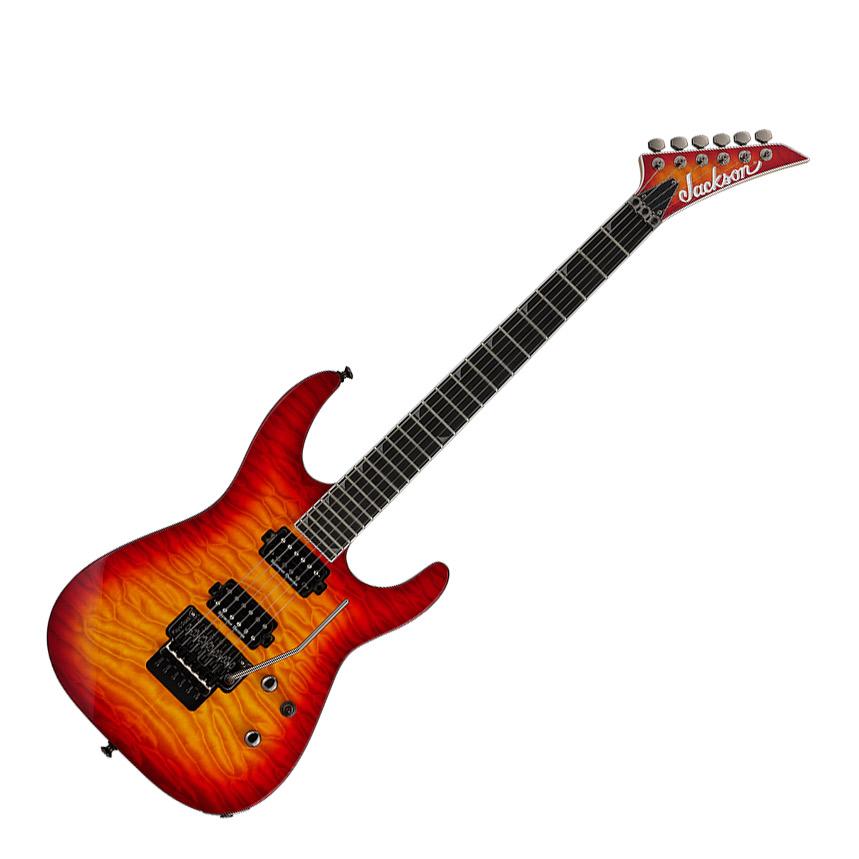 Jackson SOLOIST SL2Q MAH Sunburst Burnt Series MAH Cherry Sunburst エレキギター Pro Series【ジャクソン】, トモエ堂:e444dc28 --- rods.org.uk