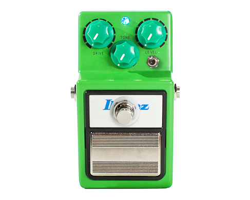 JHS Pedals Ibanez TS-9 Tri-Screamer + True Bypass コンパクトエフェクター オーバードライブ 【JHS ペダルス】