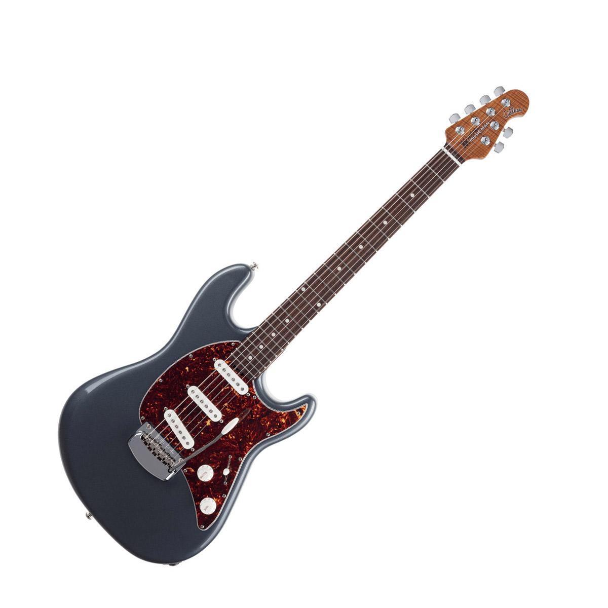 MUSICMAN Cutlass RS Charcoal Cutlass RS Frost エレキギター【ミュージックマン MUSICMAN】, 家具のファンタス:5c5a8d6d --- officewill.xsrv.jp