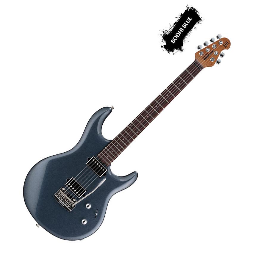 MUSICMAN LUKEIII Maple エレキギター HH Bodhi MUSICMAN Blue エレキギター Roasted Maple Neck【ミュージックマン】, ヨウカイチシ:8ba4962d --- officewill.xsrv.jp