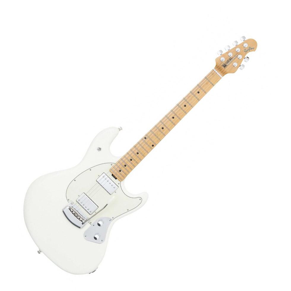 MUSICMAN STINGRAY GUITAR Ivory White エレキギター 【ミュージックマン】