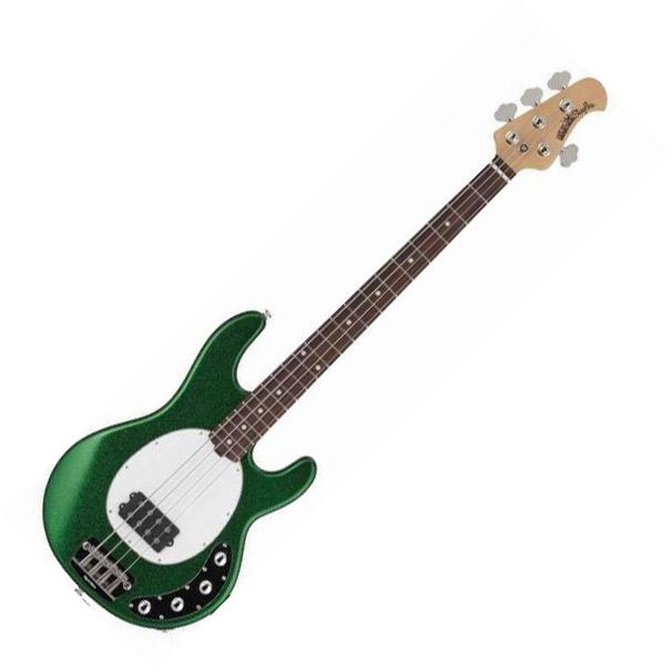 MUSICMAN StingRay 限定モデル StingRay Emerald Sparkle Green Sparkle エレキベース ローズウッド指版 限定モデル【ミュージックマン】, リョウナンチョウ:1bdc6093 --- officewill.xsrv.jp