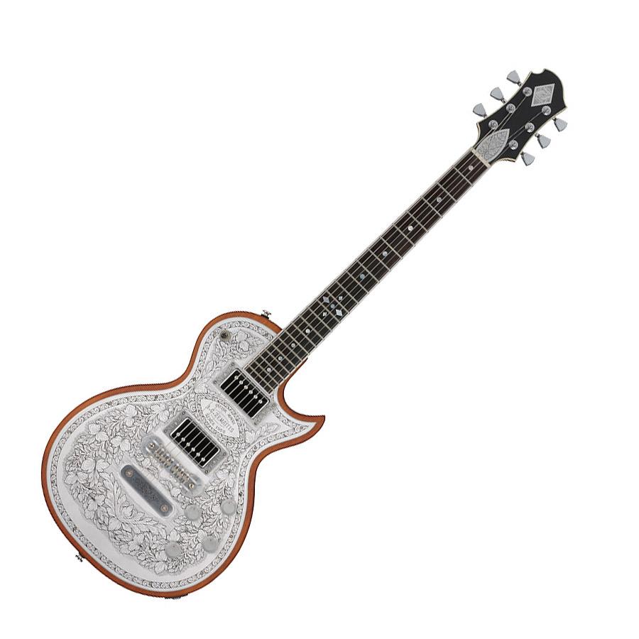ZEMAITIS C22MF Natural エレキギター メタルフロント カシミアシリーズ 【ゼマティス】