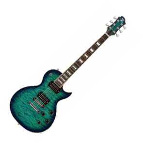 ZEMAITIS Z22QQ TBB Trans Blue Burst エレキギター Zシリーズ 【ゼマティス】